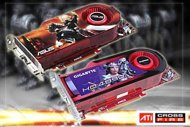 Radeon HD4890 v CrossFire - Analýza škálování výkonu
