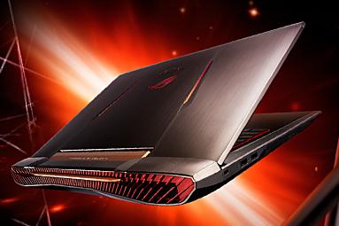 Asus G752VY: luxusní herní notebook s GeForce GTX 980M