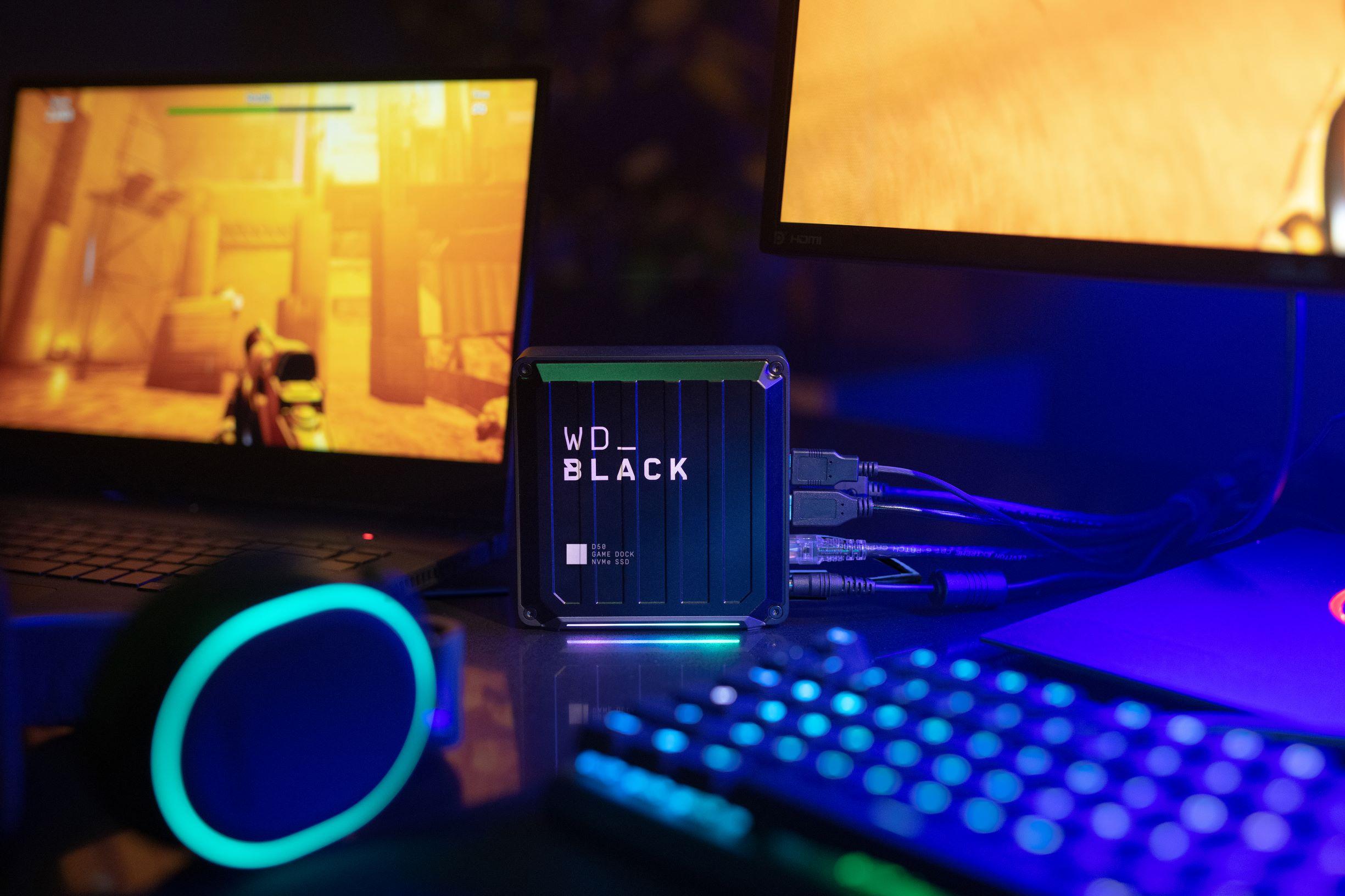 Western Digital rozšiřuje portfolio produktů řady WD Black