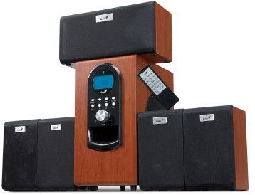Genius SW-HF5.1 6000 - nástupce klasiky