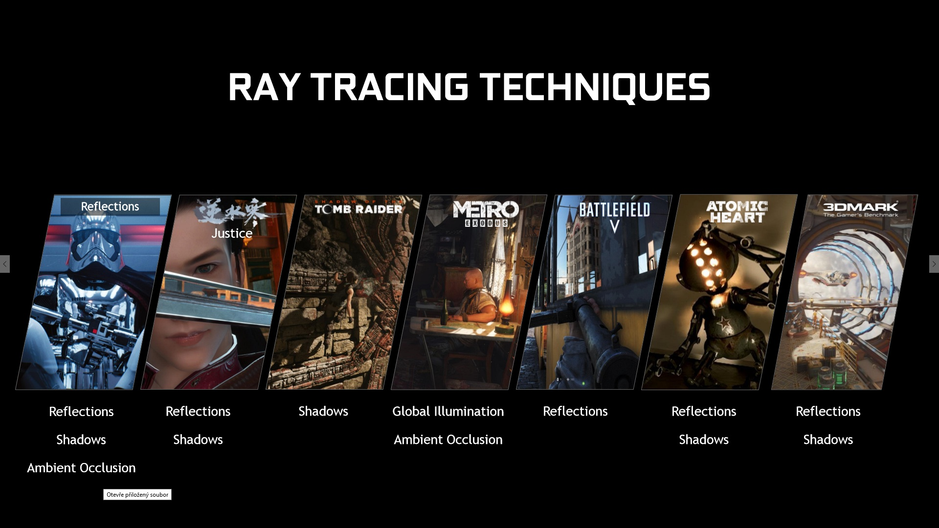 "Ray tracing ""zdarma"" pro Pascal je venku, stahujte ovladače"