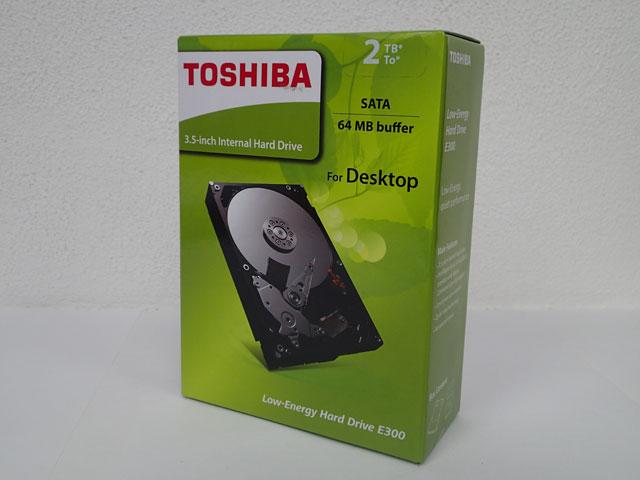 Pevný disk Toshiba E300