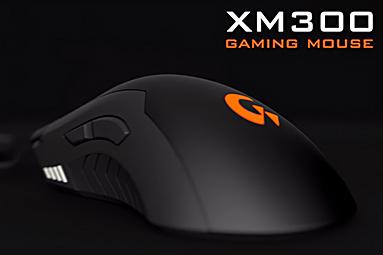 Gigabyte XM300: slušná herní myš za rozumnou cenu
