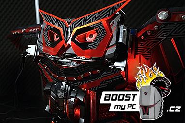 Boost My PC 6 Strix: preciznost sovy