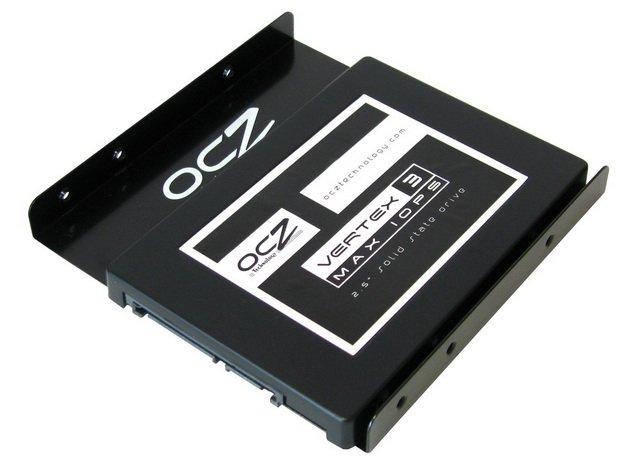 OCZ Vertex 3 Max IOPS – úžasný výkon jiných pamětí