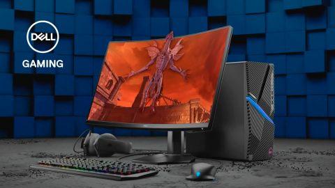 Zakřivená obrazovka, nebo rovná? Seznamte se s herními monitory od Dellu