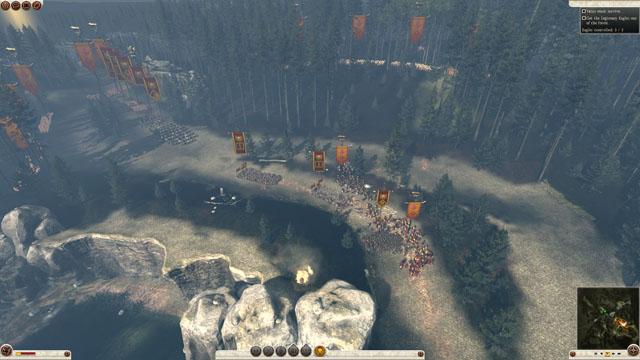 Total War: Rome II — rozbor nároků krásné strategie