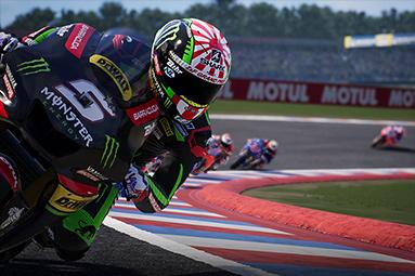 MotoGP 18 – výzva pro příznivce jedné stopy