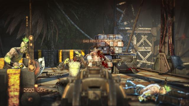 Akční řež Bulletstorm — Unreal engine 3 na maximu