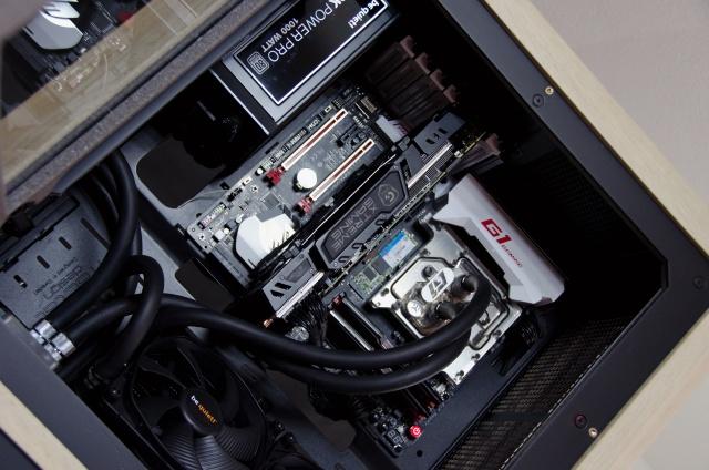 Výroba vodního bloku pro Gigabyte GTX 1070 Xtreme Gaming