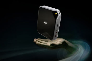 Acer AspireRevo - nVidia ION na váš stůl