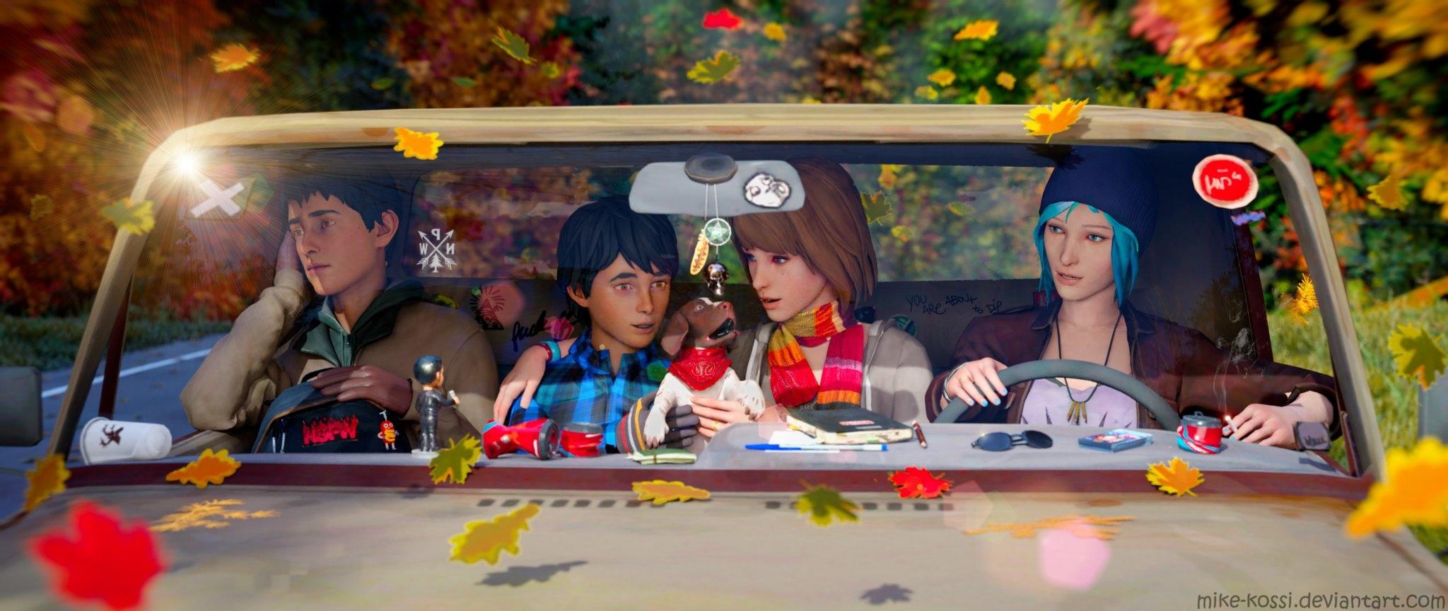 Druhá epizoda akční adventury Life is Strange 2 vyjde až v lednu