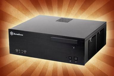 SilverStone Grandia GD-04 - dostupná skříň pro  HTPC