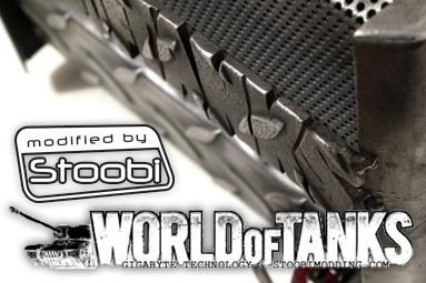 Stoobiho projekt World of Tanks – ve jménu oceli