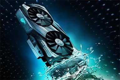 Asus ROG Poseidon GTX 1080 Ti ve 23 (4K) hrách a testech