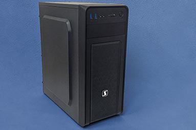 SilentiumPC Brutus M10 Pure Black: fajn skříň za sedm stovek