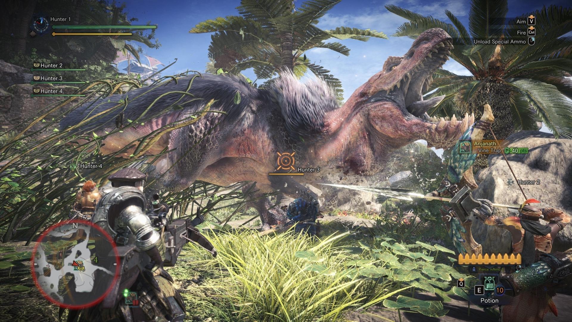 Monster Hunter World – RPG jenom o lovení příšer