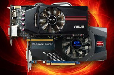 AMD Radeon HD 6850 v CrossFire – obstojí proti HD 5970