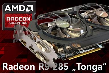 Gigabyte Radeon R9 285 v testu: Konečně i nový mainstream