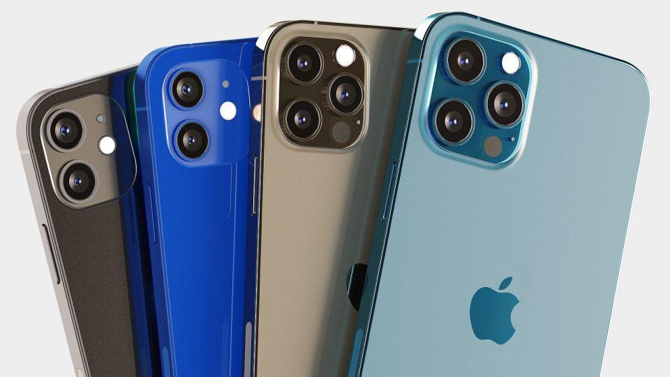 Nové iPhony 13 budou mít zřejmě výrazné barvy