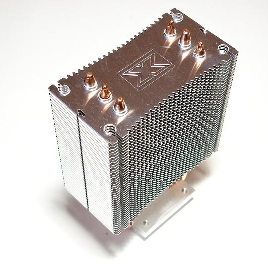 Test čtyř chladičů CPU – zabodoval Xigmatek Loki