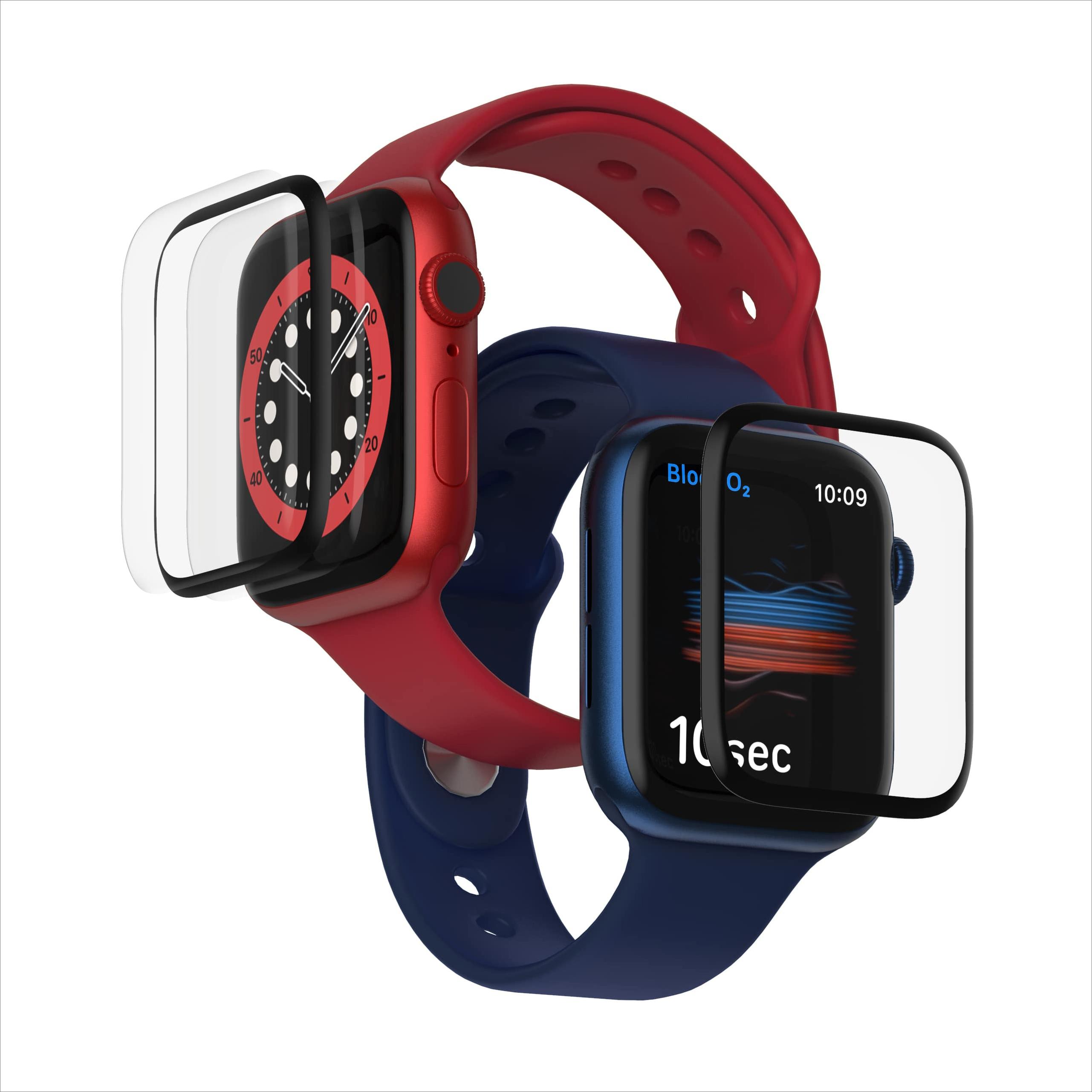 PanzerGlass má krycí sklíčka pro Watch Series 6, Watch SE a nové iPady
