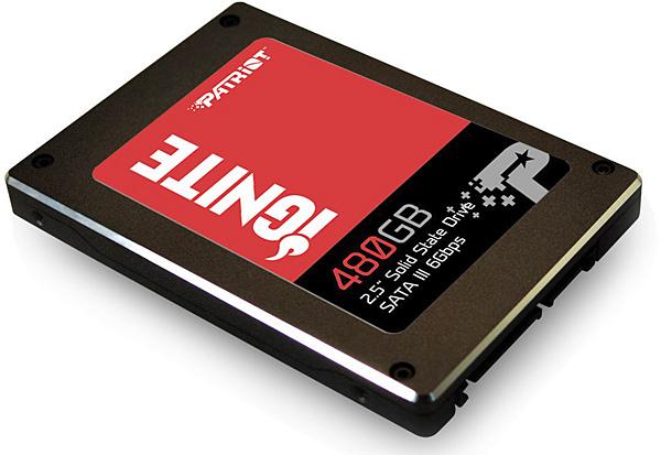 SSD disk Patriot Ignite