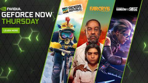 Far Cry 6 zamíří do GeForce NOW. 10 novinek tento týden v knihovně služby