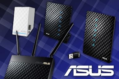 Soutěž s Asusem o routery a další ceny za 12 tisíc: vyhlášení