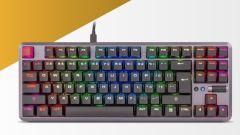 Srpnová soutěž o pět mechanických herních klávesnic Yenkee Zero