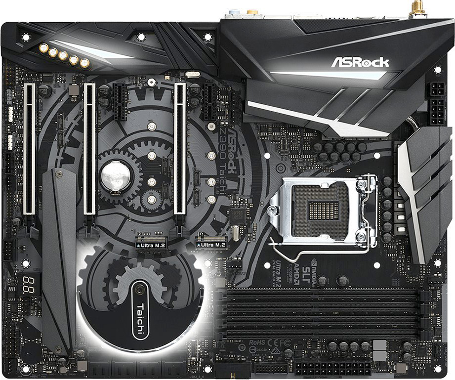 Základní deska ASRock Z390 TAICHI