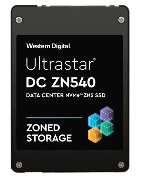 Western Digital představuje nové řady NMVe datových nosičů