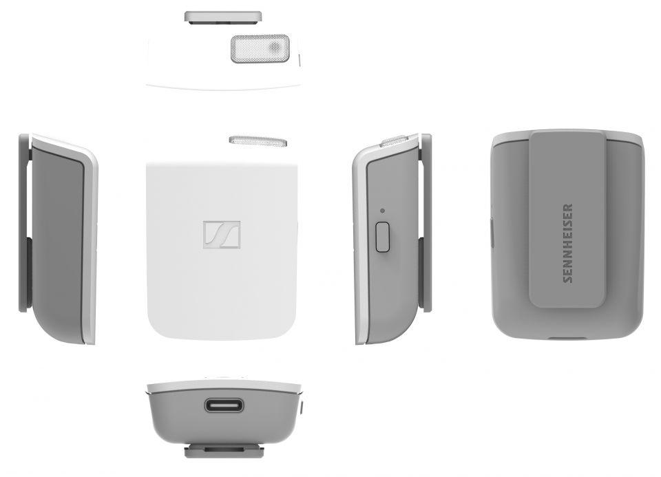 Sennheiser Memory Mic: Bezdrátový mikrofon pro mobilní telefony