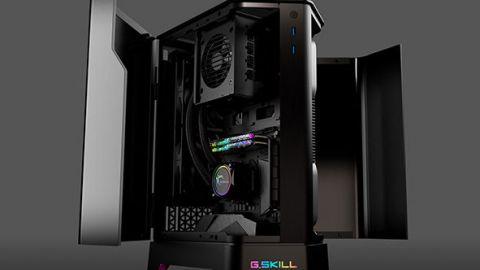Unique Pentagonal Z5i Mini-ITX PC Case