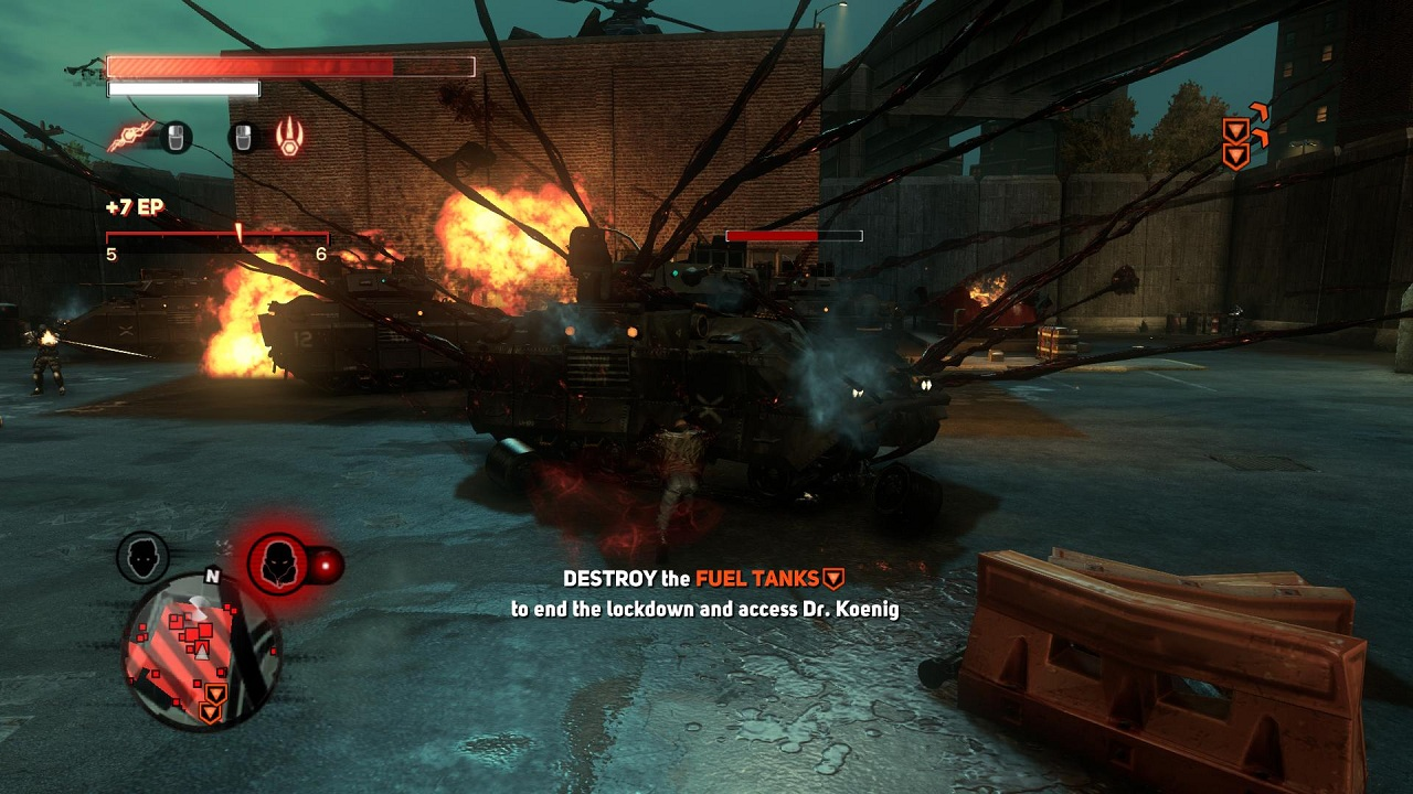 Recenze hry Prototype 2 – efektní akční řežba