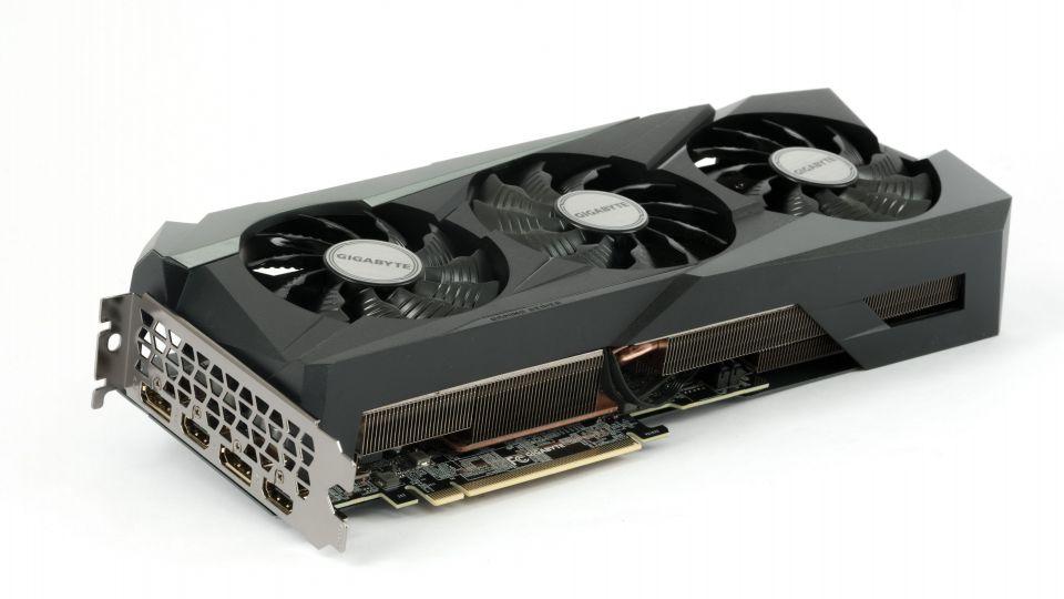 Gigabyte GeForce RTX 3070 Ti Gaming OC v testu