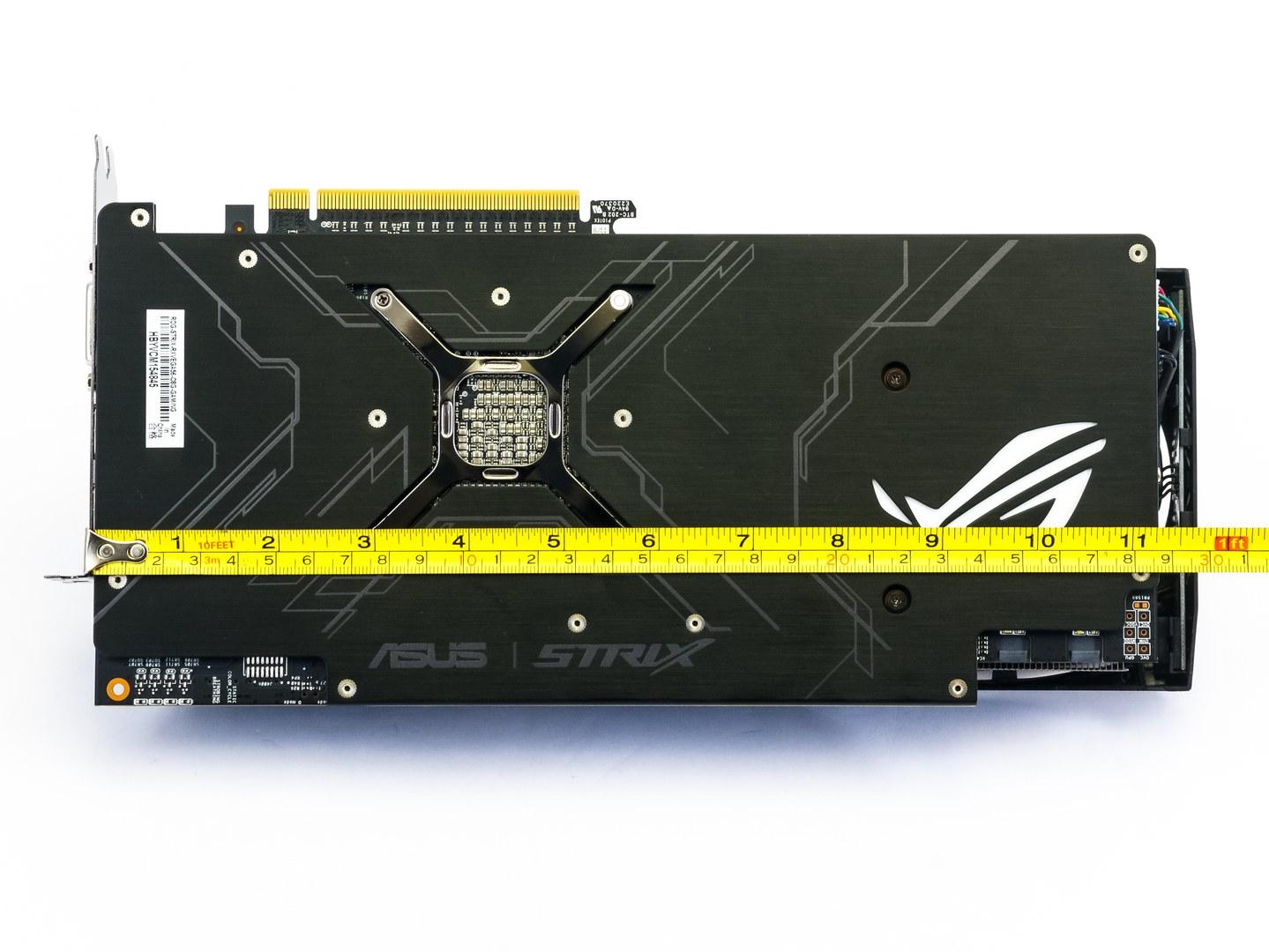 Test Asus ROG Strix RX Vega 56 O8G Gaming