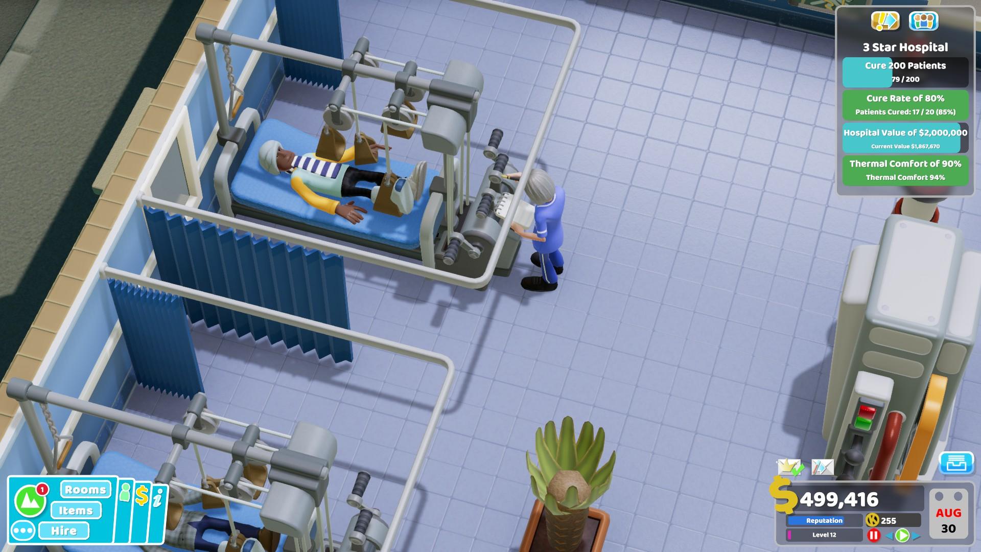 Two Point Hospital: mix skvělé klasiky a nových nápadů