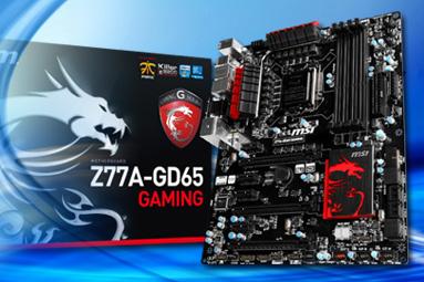 MSI Gaming – dvě základní desky s Intel Z77 pro hráče