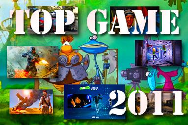 Anketa o nejlepší hru – zvolte titul roku 2011!