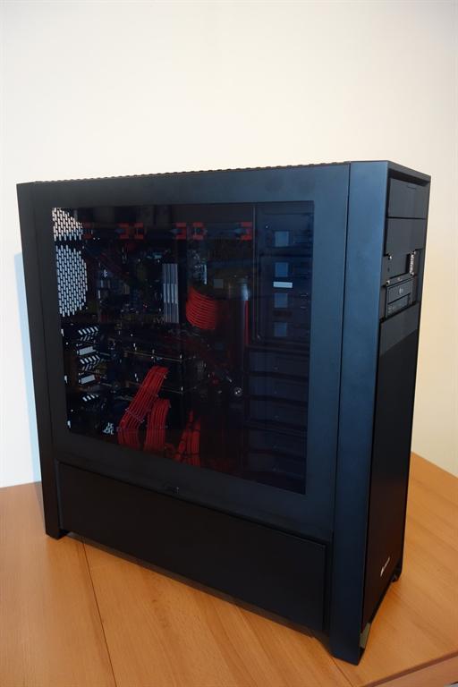 Sen fanouška AMD: sestava na míru z JS Computers