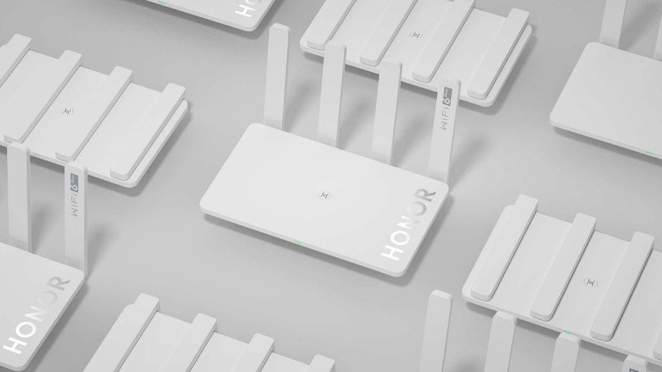Povedený Honor Router 3 s Wi-Fi 6 zlevnil na 990 korun