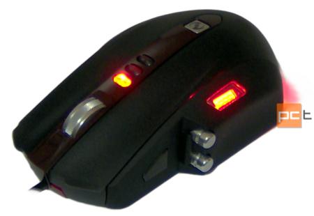 "Microsoft SideWinder - herní myš MS ""bez Razeru"""