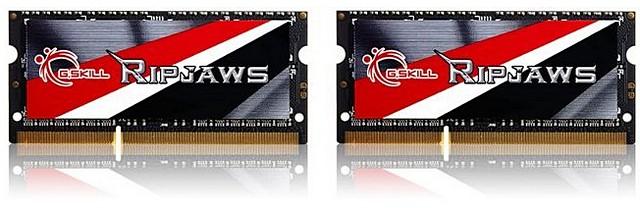 G.Skill prezentuje DDR3L SO-DIMM paměti s frekvencí 2133 MHz