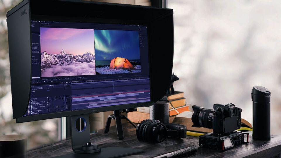 BenQ SW271C: špičkový monitor určený fotografům míří na trh