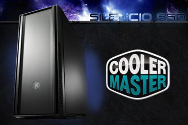CoolerMaster Silencio 650 – tichá a kvalitní skříň za vysokou cenu