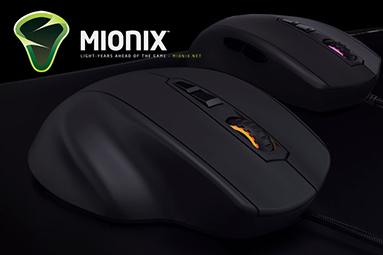 Pro hráče navržené, hráči očekávané: Mionix Avior a Naos