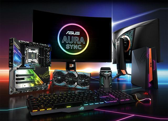 ASUS ROG Strix XG35VQ: pořádná brána do světa her