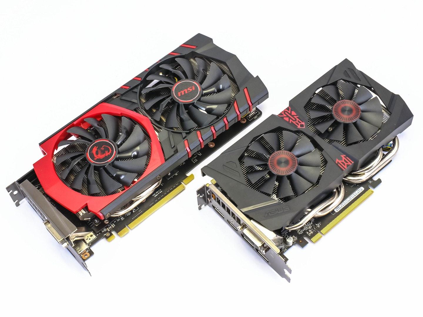 Nový Maxwell v testu: Asus GTX 960 OC a MSI GTX 960 Gaming