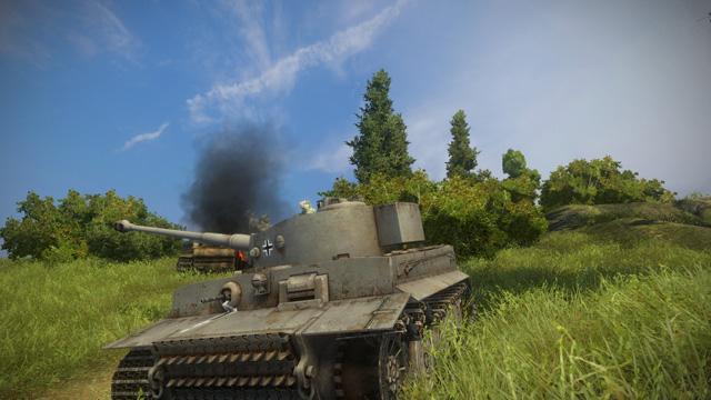 Update World of Tanks 8.0 — test hardwarových nároků